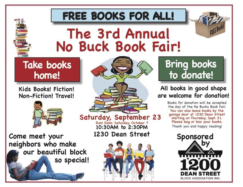 3rd No Buck Books