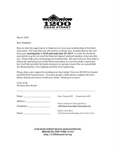 1200 Dean Dues Request Form