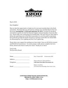 1200 Dean Dues Request Form